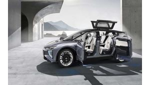 Human Horizons HiPhi1, un SUV électrique qui déménage