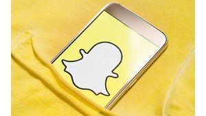 Snapchat va lever 1 milliard de dollars pour son développement
