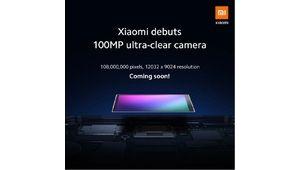 Xiaomi officialise les smartphones avec 64 Mpx et tease un capteur de 108 Mpx