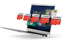 Bon plan – La carte microSD Evo Plus microSDXC UHS-I 512 Go avec adaptateur à 69 €