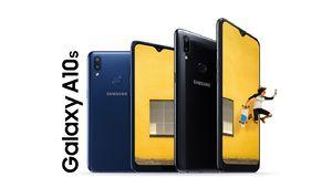 Samsung annonce son Galaxy A10s, une mise à jour du Samsung Galaxy A10