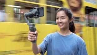 DJI Osmo Mobile 3, le stabilisateur pour smartphone devient pliant