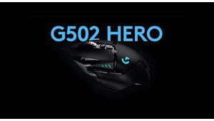 Bon plan – Souris Logitech G502 Hero à 42,40 €