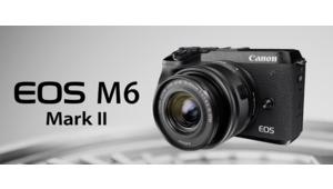 L'hybride APS-C Canon EOS M6 Mark II est révélé par erreur