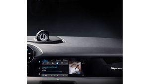 La Porsche Taycan offrira Apple Music, une première pour une voiture