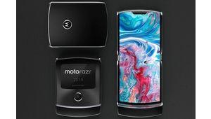 Le Motorola RAZR pliable serait prévu pour décembre
