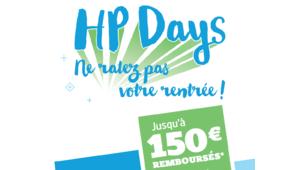 Bon Plan – moniteurs HP 24 et 27 pouces Hull HD à 71 € et 109 € après ODR