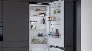 Le nouveau réfrigérateur de V-Zug se nomme le CombiCooler V4000