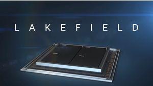 Intel détaille Lakefield, sa première plateforme équipée d'une puce Foveros à la conception verticale (3D)