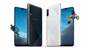 Samsung annonce les Galaxy A30s et A50s, de subtiles mises à jour