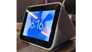 Google enrichit le Lenovo Smart Clock de nouvelles fonctions