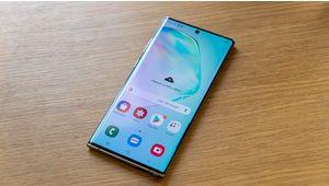 Labo Galaxy Note 10+ – La charge du Samsung parmi les plus rapides