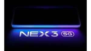 Nex 3 : Vivo veut repousser les limites du borderless avec son nouveau smartphone