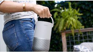 Bose révèle sa nouvelle enceinte, la Portable Home Speaker