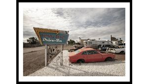 Inspiration photo –  Salton Sea, Lost Paradise par Thierry Mouny