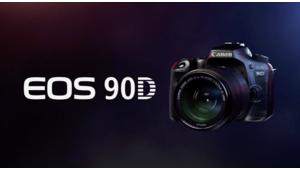 Les Canon EOS 90D et EOS M6 Mark II officiellement présentés