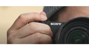 Sony Alpha A6100, un hybride avec de l'intelligence dedans