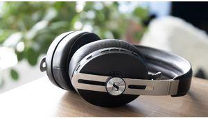 Labo – Sennheiser monte d'un cran les performances de sa réduction de bruit active avec son Momentum Wireless