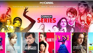 Canal+ : 90 millions d'euros pour 10 séries originales par an