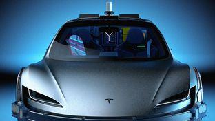 Tesla Roadster SpaceX, le carrosse de Doc Brown est avancé