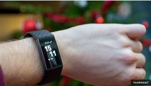 Bon plan – Le bracelet d'activité Fitbit Charge 3 à 109,90 €