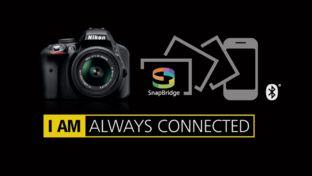 L'app photo Nikon Snapbridge passe en version 2.6 et accepte les fichiers Raw