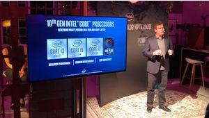 IFA 2019 – Intel mise sur l'expérience utilisateur avec ses Core de dixième génération