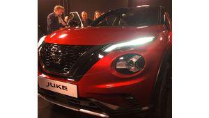 Nissan Juke 2020 : un design plus mature et une connectivité XXL