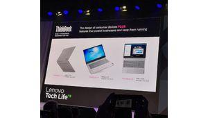 IFA 2019 – Lenovo passe la 10e (Gen) et annonce deux nouveaux ThinkBook