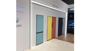 IFA 2019 – Samsung dévoile des réfrigérateurs hauts en couleur et un four à fonction vapeur