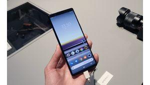 IFA 2019 – Nous avons pris en main le Xperia 5 de Sony