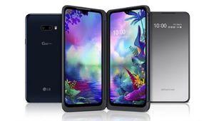 IFA 2019 - LG dévoile Le G8X ThinQ, smartphone à double écran