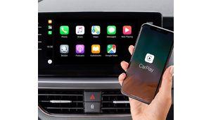 Skoda adopte Apple CarPlay Wi-Fi avec chargeur à induction
