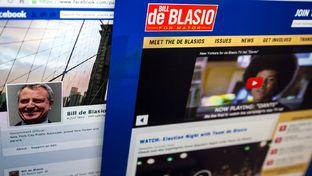"""Le maire de New York met la """"taxe robot"""" sur la table de la présidentielle"""