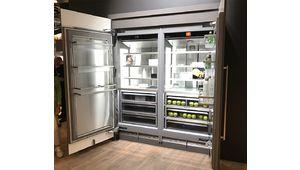 IFA 2019 — Liebherr commercialise Monolith, son réfrigérateur mastodonte