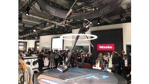 IFA 2019 - Miele dévoile son premier aspirateur-balai, le Triflex HX1