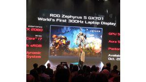 IFA 2019 - Un point sur l'arrivée des PC portables avec écrans 300 Hz chez Asus et Acer