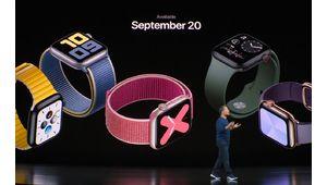 Apple Watch Series 5 : une subtile évolution de la montre connectée
