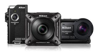 Clap de fin pour les Nikon KeyMission