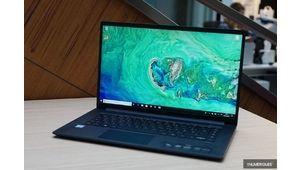 Bon plan – L'Acer Swift 5, le PC portable 15 pouces et pesant moins d'un kilo, à 800 €