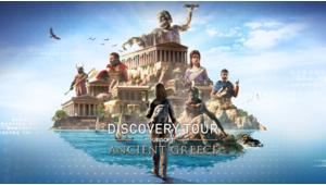 Après l'Egypte, le Discovery Tour d'Assassin's Creed nous fait visiter la Grèce antique