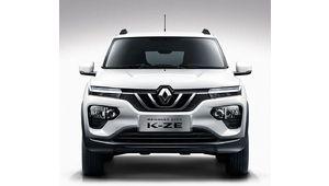 Renault City K-ZE, un crossover électrique pour 9 000 $
