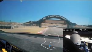 Vidéo – La Tesla Model S bat un nouveau record à Laguna Seca dans une inédite version Plaid