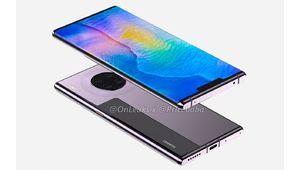Huawei Mate 30 : les caractéristiques du prochain fleuron de la marque chinoise dévoilées ?