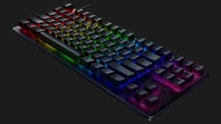 Le clavier Razer Huntsman se décline en édition Tournament