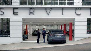 Tesla se réfère à Amazon pour en finir avec l'enfer logistique