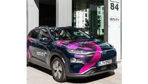 Hyundai et Kia se raccordent à Ionity, le réseau de charge rapide européen