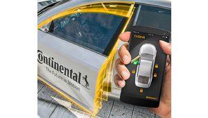 Continental CoSma, la clef virtuelle de la Honda e