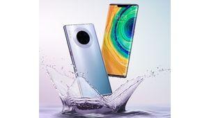 Mate 30 de Huawei : 4 modèles, mais toujours sans Play Store