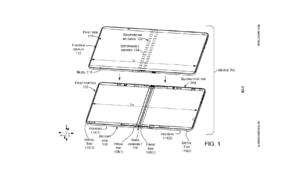Un brevet de Microsoft donne une idée de la future Surface à deux écrans